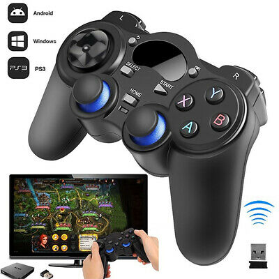 1/2Pcs Wireless 2.4G Gioco Controller Gamepad Joystick per Android Pad Phone TV