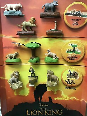 Lion King McDonald's Happy Meal Toys Choose Your Favorite🍟🍔COMBINED SHIPPING🍔