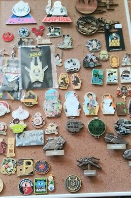 Disney Trading Pin Assorted Mixed Lot