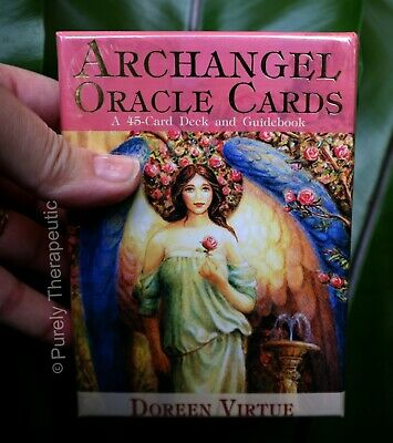 ARCHANGEL ORACLE CARDS BY DOREEN VIRTUE Metaphysical Spiritual Wicca Tarot Angel