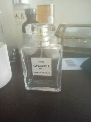 DISPLAY BOTTLE CHANEL NO 5 Empty
