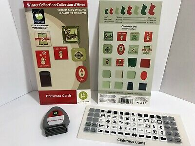 CRICUT CARTRIDGES U PICK Used Includes Cartridge and Booklet