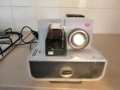 Vintage Collectable Elmo AS Automatic 35mm slide projector rare