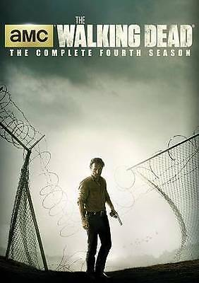 The Walking Dead: The Complete Fourth Season free Shipping