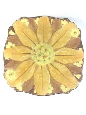 Royal Winton Grimwades Primula Hand Painted Plate