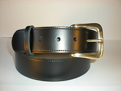 Black Leather Jean Belts Suitable For Men And Women Small To Xxl Sizes