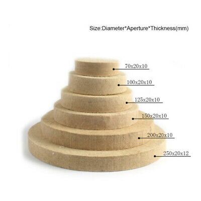 Abrasive Polishing Wheel Metal Metalworking Beige 1Pc Buffing Accessories