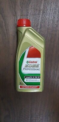 1 x Castrol Edge Professional LongLife III 5w-30 Fully Synthetic Engine Oil 1L