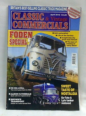 GRUMPY OLD FODEN TRUCK DRIVER LIVES HERE METAL SIGN.FODEN LORRIES,VINTAGE.