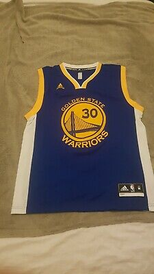 MAILLOT NBA STEPHEN Curry Golden State Warriors Taille M