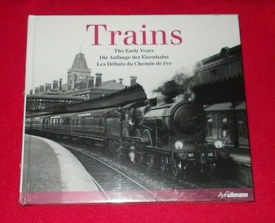Trains: Early Years by Ullmann Publishing (Hardback, 2016)