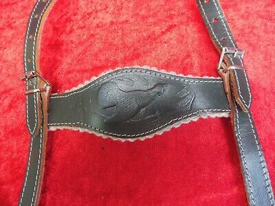 Strap for Leather Trousers,Suspenders,Lederhosen- Dishes,60cm,New IN