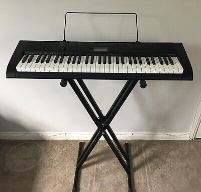 Casio CTK-1150 Full Size Starter Keyboard - 61 Keys