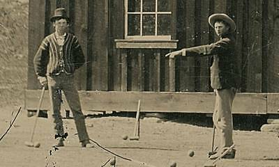 Antique Billy The Kid Photo 142 Oddleys Strange & Bizarre