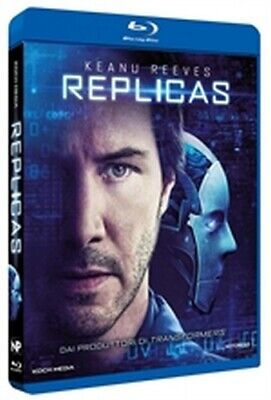 Replicas (Blu-Ray Disc)