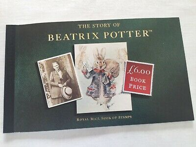 GB 1993 Beatrix Potter £6.00 Royal Mail Prestige Stamp Book DX15