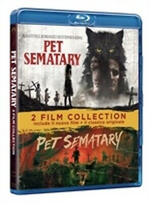 Pet Sematary - 2 Film Collection (2 Blu-Ray Disc)
