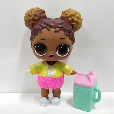 lol surprise doll Big Sister Series 2 Brown Hair Pink Dress Kids Birthday Gift