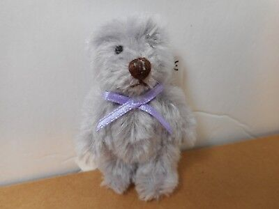 """GUND/'S BARTON CREEK COLLECTION /""""SWEET PEA/"""" BY MARSHA FRIESEN SUEDE PAWS//JOINTED"""