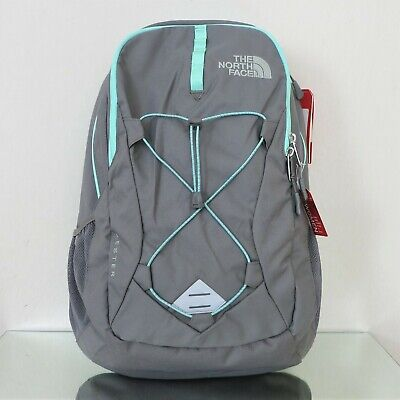 THE NORTH FACE Backpack-Women Jester-Grey-Green