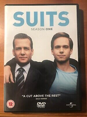 Suits Season 1 Dvd