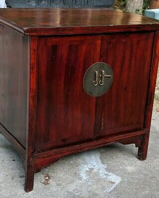 Very Rare Antique Chinese Rosewood Cabinet!