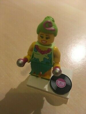 Lego Mini Figure Lego Movie 2 Hula Lula