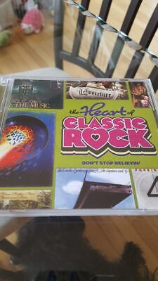Time Life The Heart Of Classic Rock Don't Stop Believin'