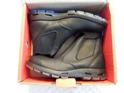 75fa711dc6e NEW REDBACK PUMA BROWN Leather Water Resistant Slip on Work Boots ...