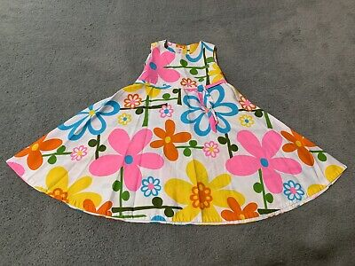 Vintage Girl's Dress Nalii Honolulu1960s Hawaiian Retro Hippie Style Size 10?