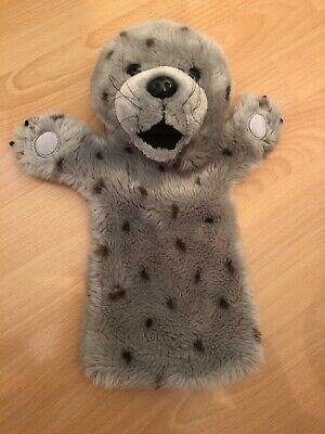the puppet company hand puppet Grey Bear