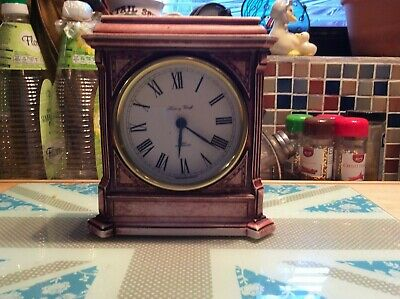 A Very Nice Clock . Tested And Working