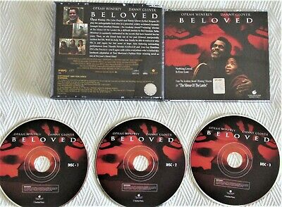 BELOVED (1998) - TOUCHSTONE FILM MOVIE HOME VIDEO CD (english edition)