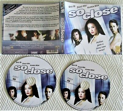 So Close (2002) - Columbia Pictures FILM MOVIE VIDEO CD (english edition)