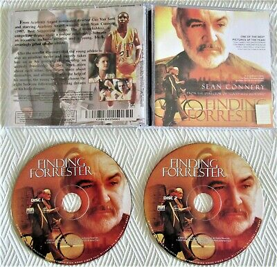 Finding Forrester - FILM MOVIE VIDEO CD (english edition)