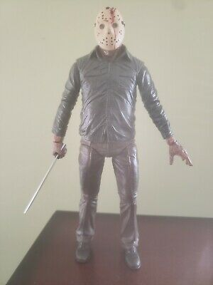 """Friday the 13th - 7"""" Scale Action Figure - Ultimate Part 5 Jason Voorhees - NECA"""