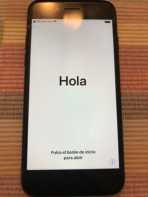 Apple iPhone 7 - 32GB - Black (Unlocked) A1778 (CDMA + GSM)
