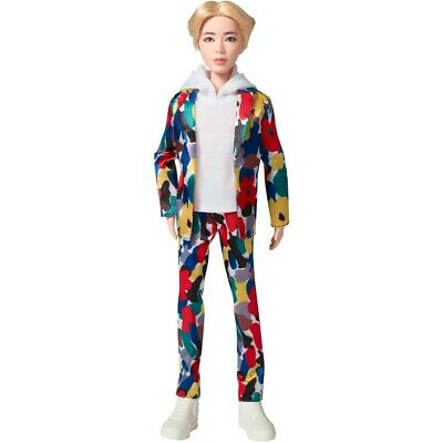 BTS Jin Fashion Doll