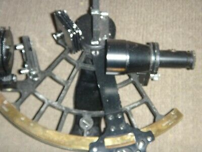 marine sextant Tamaya 76 model not used just kept in storage perfect cond