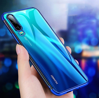 Case Cover For Huawei P20 P30 Pro & Mate20 Lite / Pro Ultra Slim Thin Shockproof