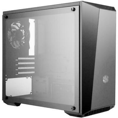 Cooler Master MasterBox Lite 3.1 mATX Mini Tower Gaming Computer PC Case Window