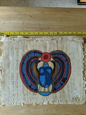 12 sheets Egyptian Papyrus Made in Egypt FREE SHIPPING