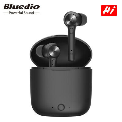Bluedio Hi Wireless Bluetooth Stereo Earphones With Charger Built-in Microphone