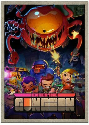 ENTER THE GUNGEON Collector's Edition - Nintendo Switch
