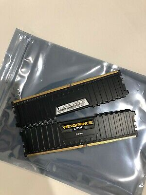 Corsair VENGEANCE LPX 16GB (2 x 8GB) PC4-24000 (DDR4-3000) Memory RAM