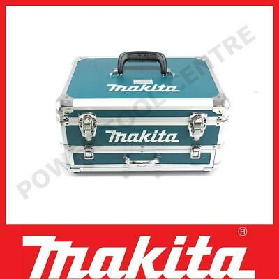 Makita G Series Accessories In Sliding Drawer Carry Case Kitbox With Drill Bits