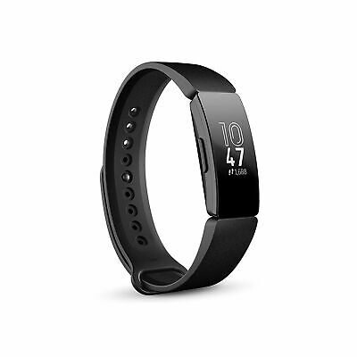 Fitbit Inspire Health  Fitness Tracker with Auto Exercise Recognition  Black