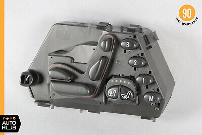 00-06 Mercedes W220 S430 S500 AMG Rear Right Seat Control Switch 2208200610 OEM