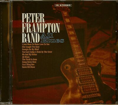 Peter Frampton Band - All Blues (CD) - Beat 60s 70s