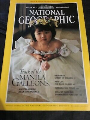 National Geographic Magazine Vol 178, No 3 September 1990 - Homeschool